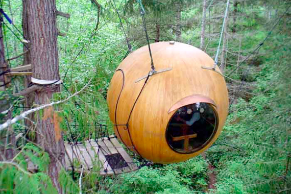 starwars treehouse