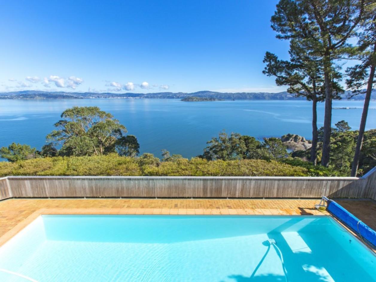 Wellington view home