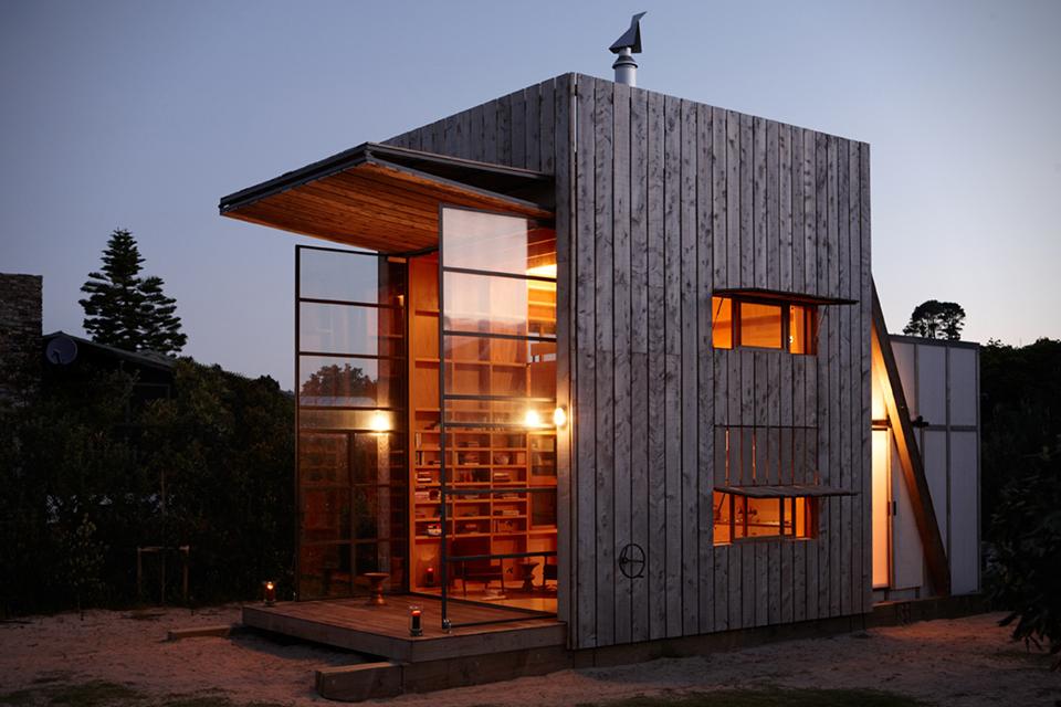 whangapoua beach house