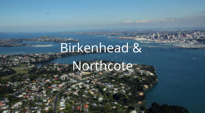 What's Good in Your Neighbourhood: Birkenhead & Northcote