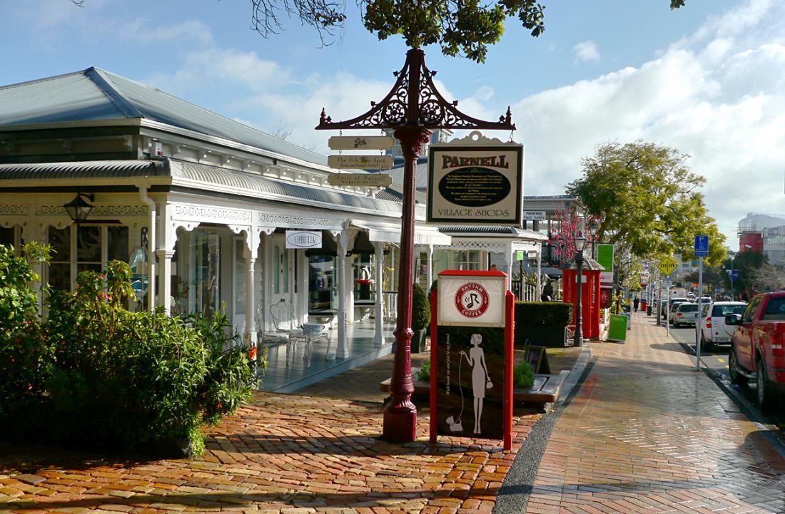 Auckland's Top 10 Walkable Suburbs