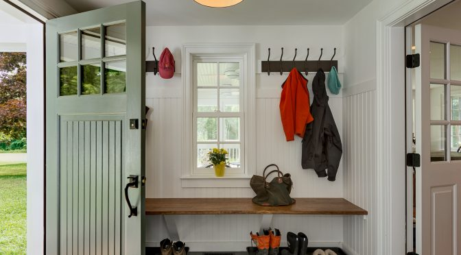 Is A Mud Room For You?