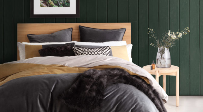 6 Duvet Sets To Cosy Up To For Winter