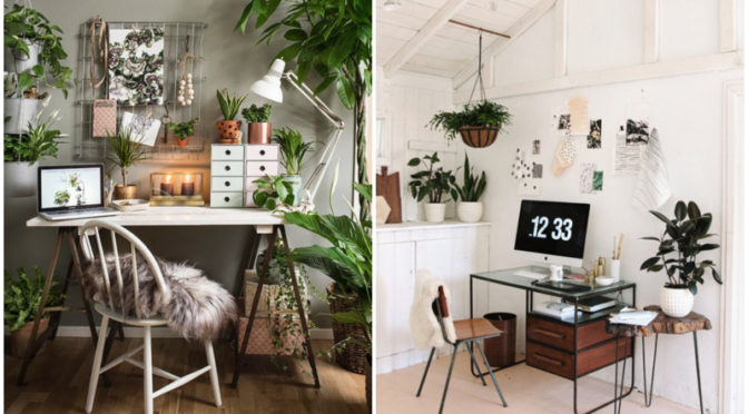 Home Office Design: Foster Creativity with an Inspirational Zen Office
