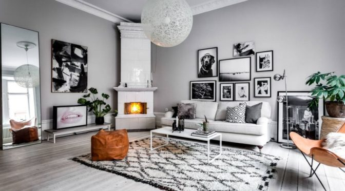 Creating a comfortable, stylish living room in 7 easy steps
