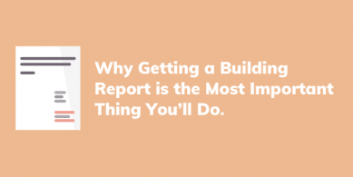 Building report featured image